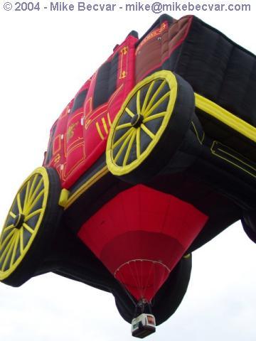 hot air balloon festival at historic long branch 2002